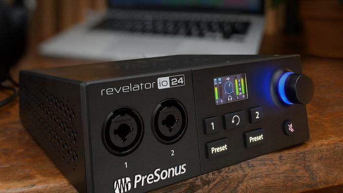 PreSonus Revelator io24