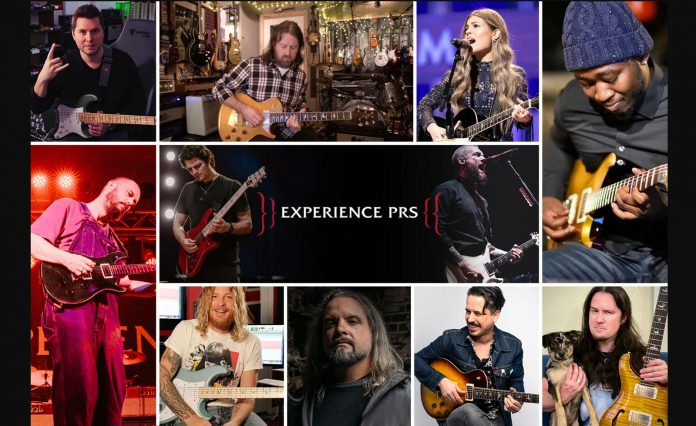Experience PRS 2021