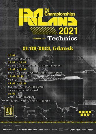 Mistrzostwa Polski Dj'ów IDA 2021