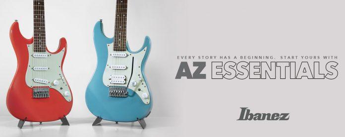 Ibanez-AZES-Series