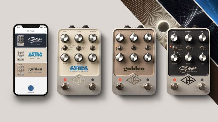 Universal-Audio-UAFX-Control-app