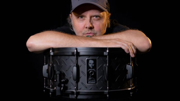 werbel tama-lars-ulrich-snare-30th-anniversary