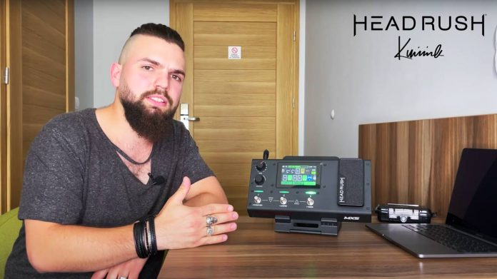 HeadRush-MX5-Kacper-Winiarek
