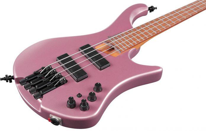 Ibanez-EHB1000S PMM Pink Gold Metallic Matte