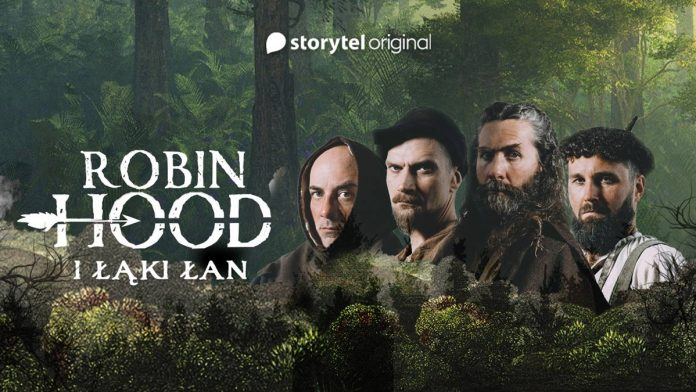 Łąki Łan Robin Hood i Szmaragdowy Król