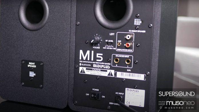 MIDIPLUS MI-5