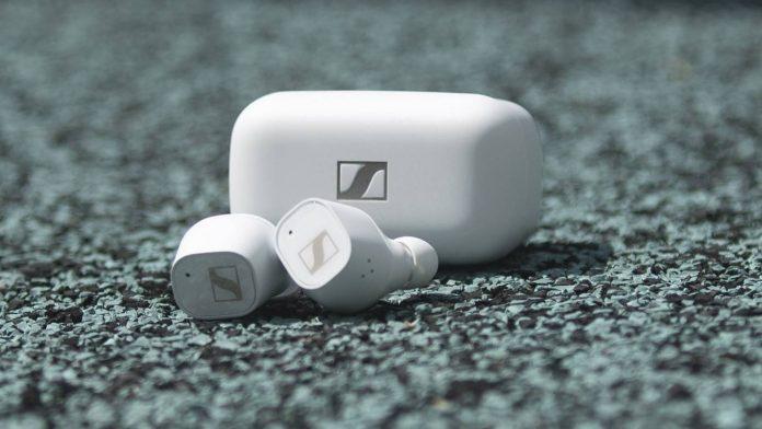 Sennheisere CX Plus True Wireless White