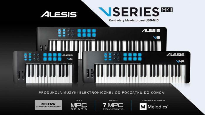 Alesis-V-Series-Mk2