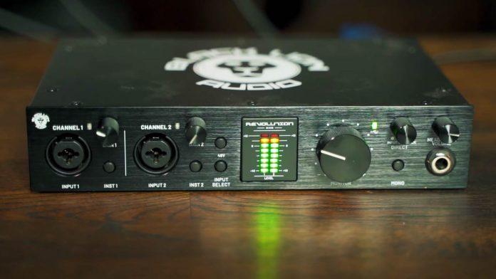 Black Lion Audio REVOLUTION