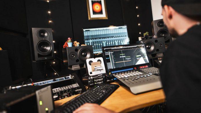 KALI-Audio-HEMP-Studio